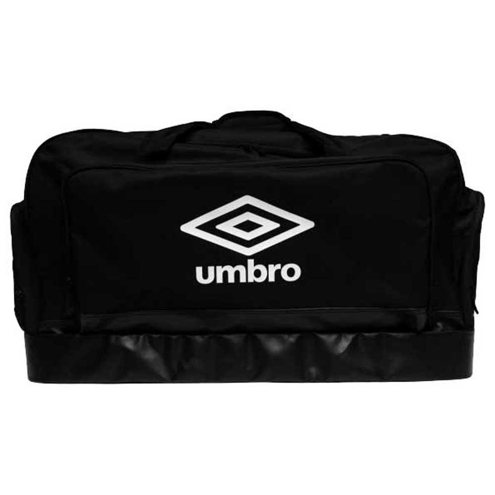 Umbro Logo Hard Base M 70l One Size Black / White
