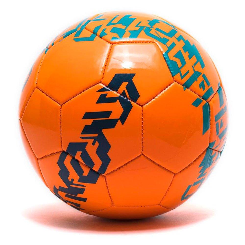 Umbro Veloce Supporter Football Ball 4 Bright Marigold / Caribean Sea / Gibraltar Sea