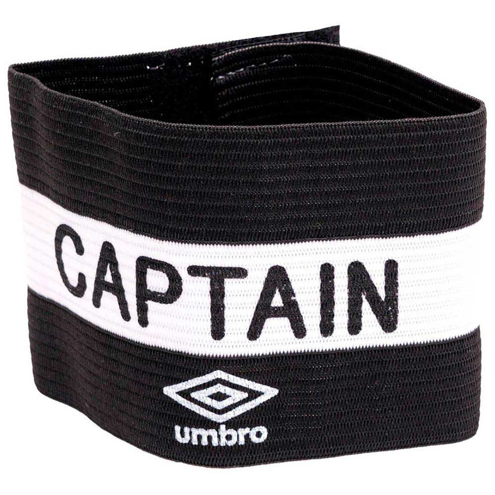 Umbro Captain Velcro One Size Black / White