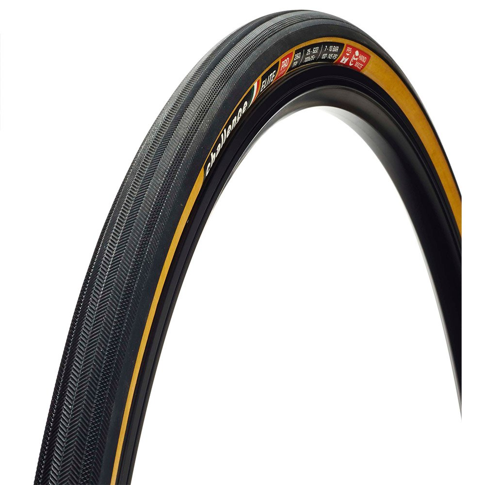 Challenge Copertone Strada Elite Pro 700 x 23C Skinwall