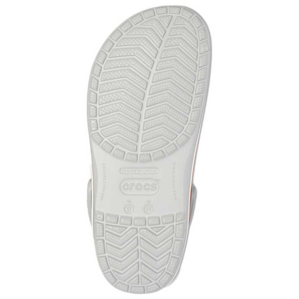Detalles de Crocs Crocband Gris T61367 Zuecos Gris , Zuecos Crocs , natación
