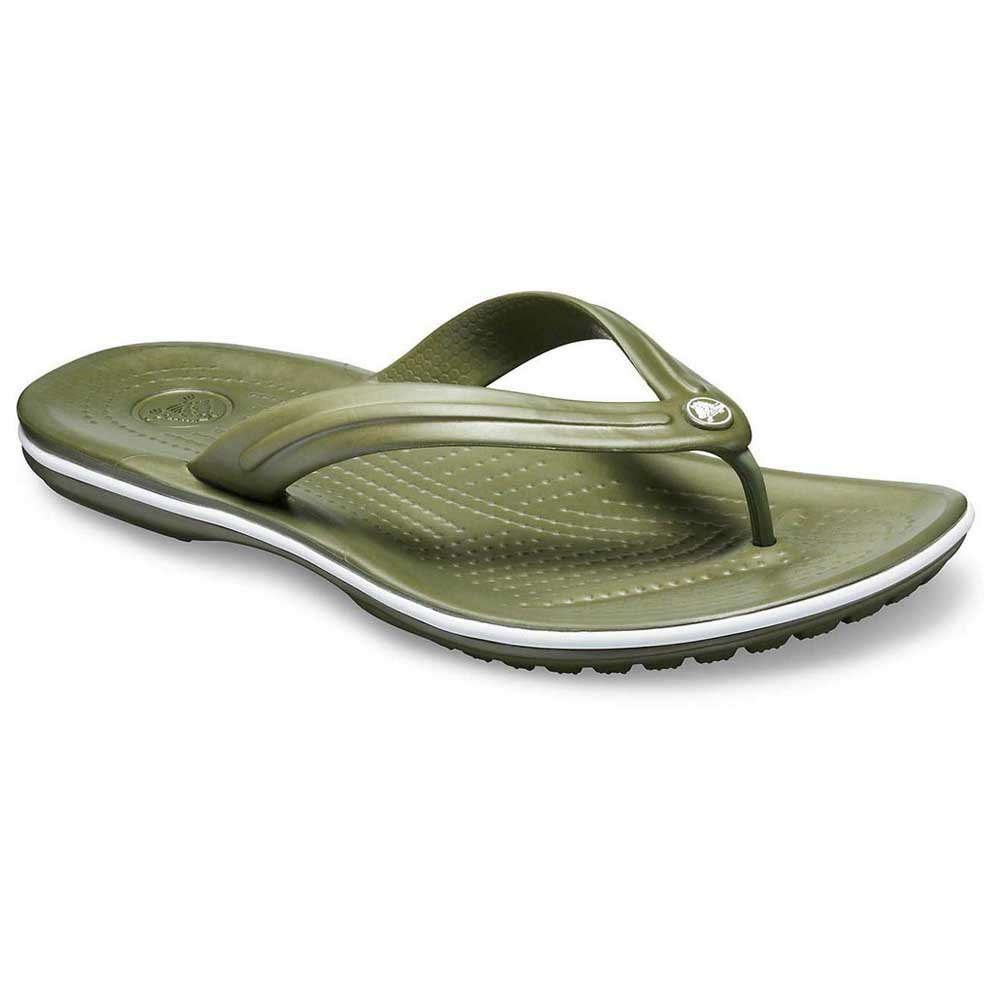 Crocs Crocband EU 48-49 Army Green / White