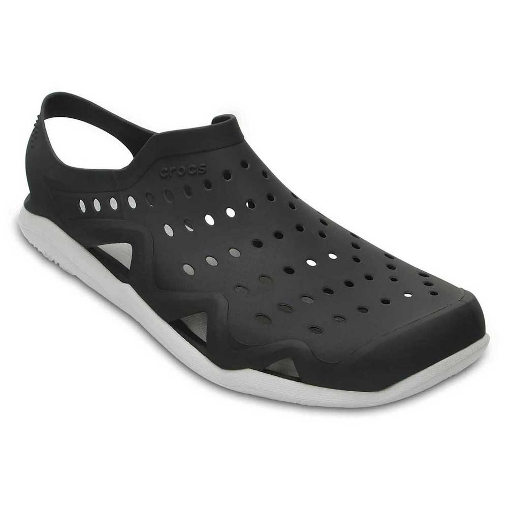 crocs-swiftwater-wave-eu-43-44-black-pearl-white