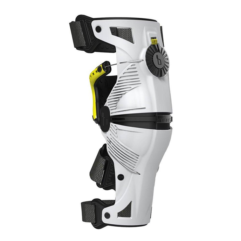 Mobius X8 Orthopedic Kneepads XXL White / Yellow