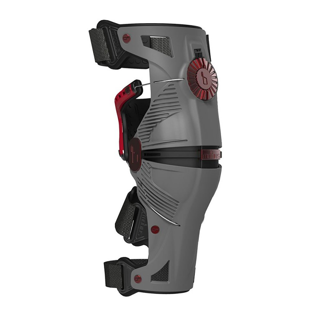 Mobius X8 Orthopedic Kneepads XXL Grey / Crimson