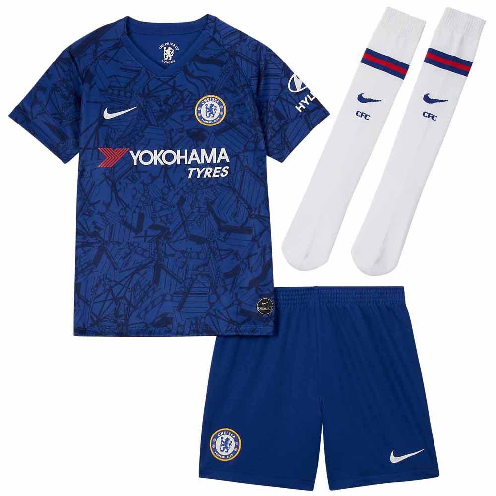 Nike Chelsea Fc Home Mini Kit 19/20 XL Rush Blue / White