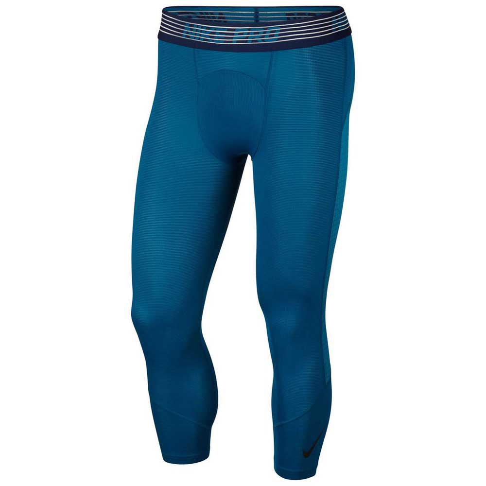 Nike Pro Breathe XL Green Abyss / Green Abyss / Black