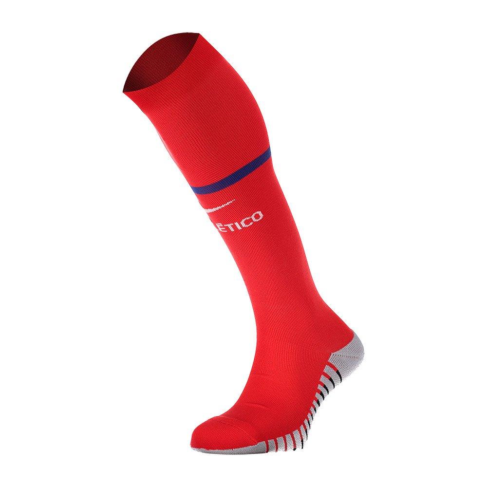 Nike Chaussettes Atletico Madrid Domicile Stadium 18/19 EU 38-42 Sport Red / Deep Royal Blue / White