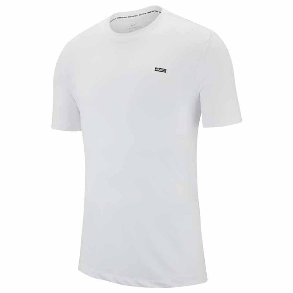 Nike Fc Dry Small Block L White