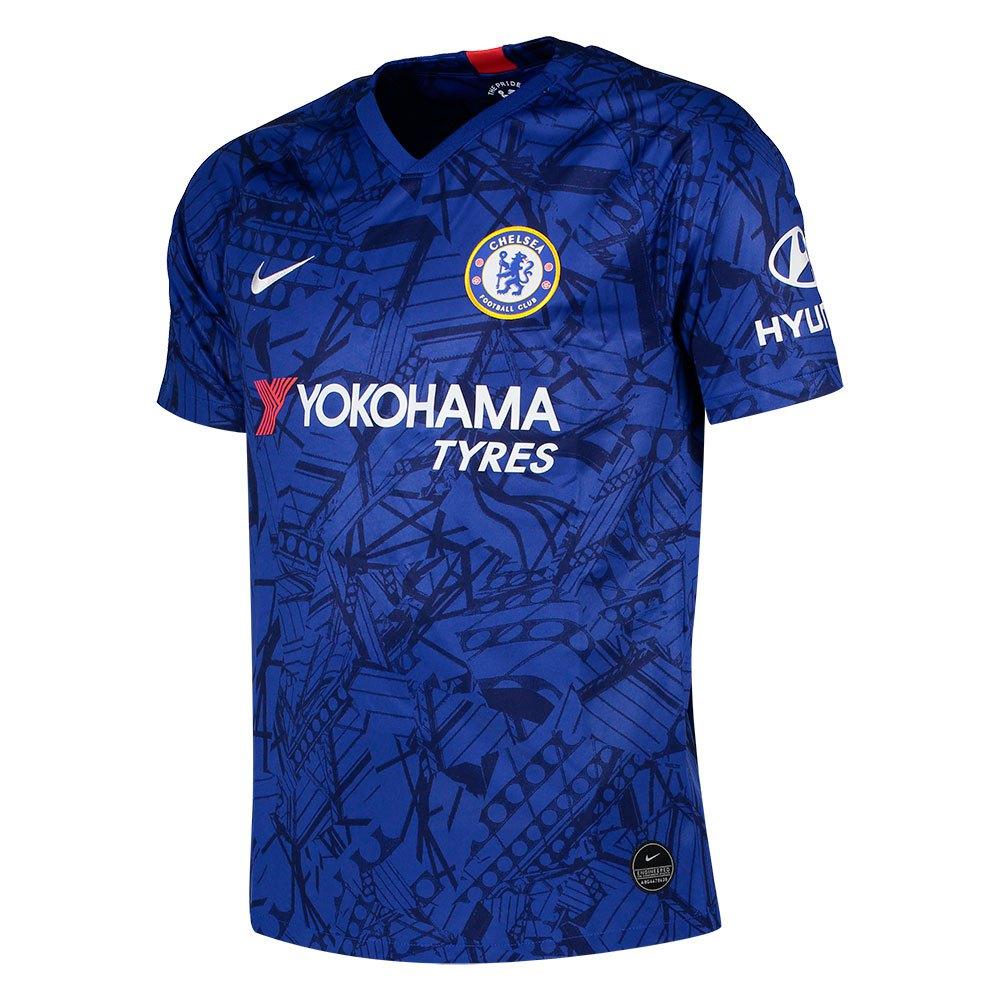Nike Chelsea Fc Home Breathe Stadium 19/20 Junior XS Rush Blue / White