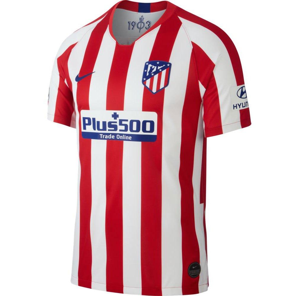 Nike Atletico Madrid Home Breathe Stadium 19/20 XL Sport Red / White / Deep Royal Blue