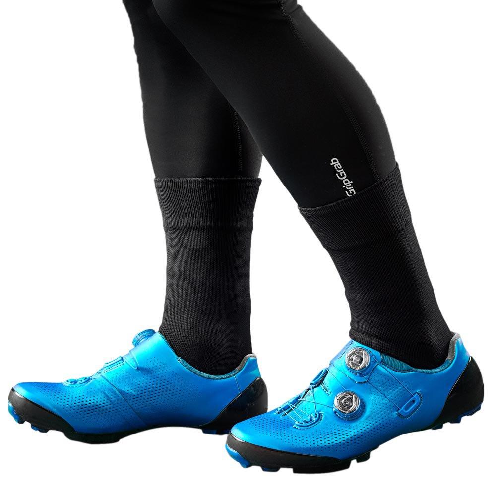 Gripgrab-Lightweight-Waterproof-Noir-T87446-Chaussettes-Homme-Noir-GripGrab miniature 9