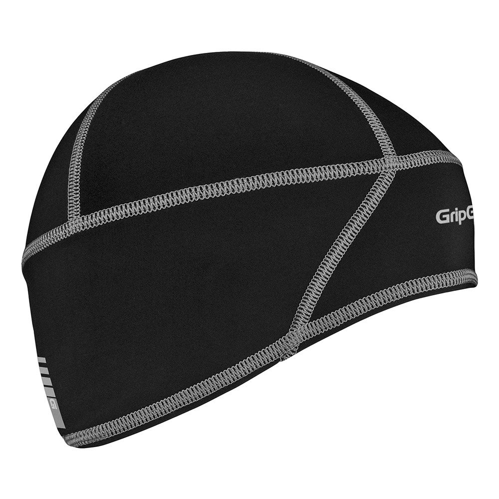 Gripgrab Skull Cap XS Black