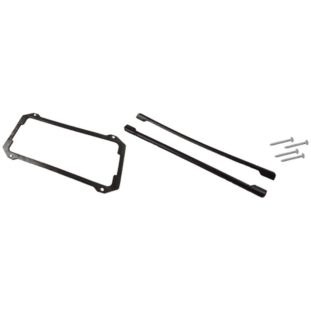 simrad-rs40-v60-vhf-flush-mounting-kit-one-size-black
