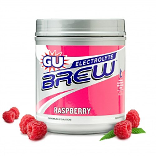 Gu Brew Electrolyte Canister Orange