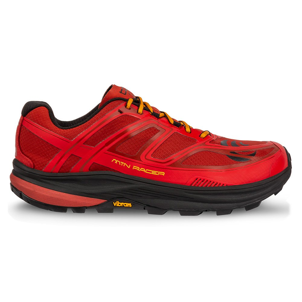 Topo Athletic Mtn Racer EU 41 Red / Orange