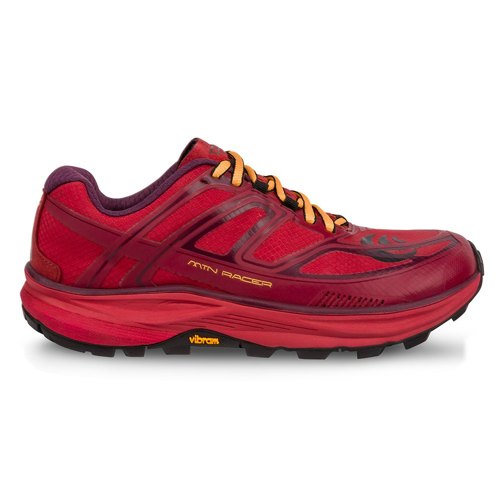 Topo Athletic Mtn Racer EU 37 Berry / Gold