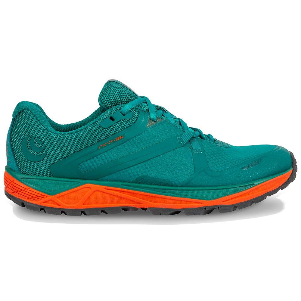 Topo Athletic Mt-3 EU 37 Emerald / Orange