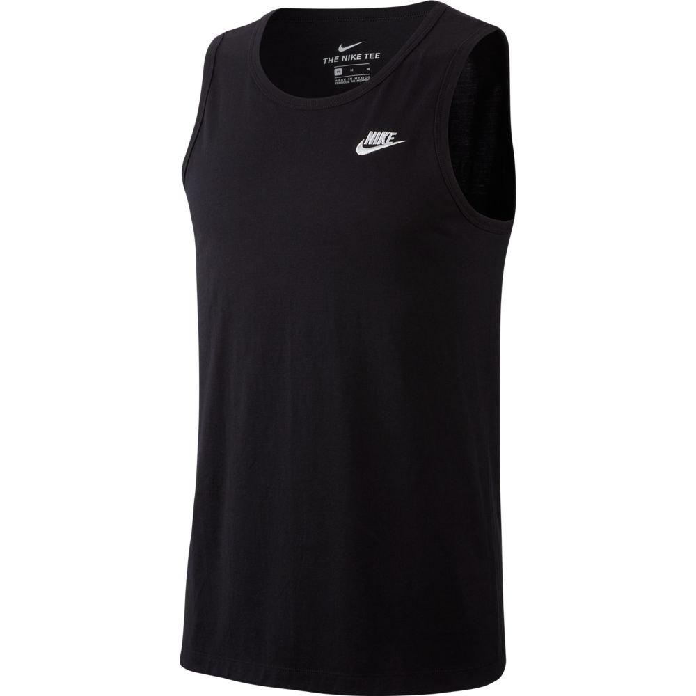 Nike Sportswear Club S Black / White