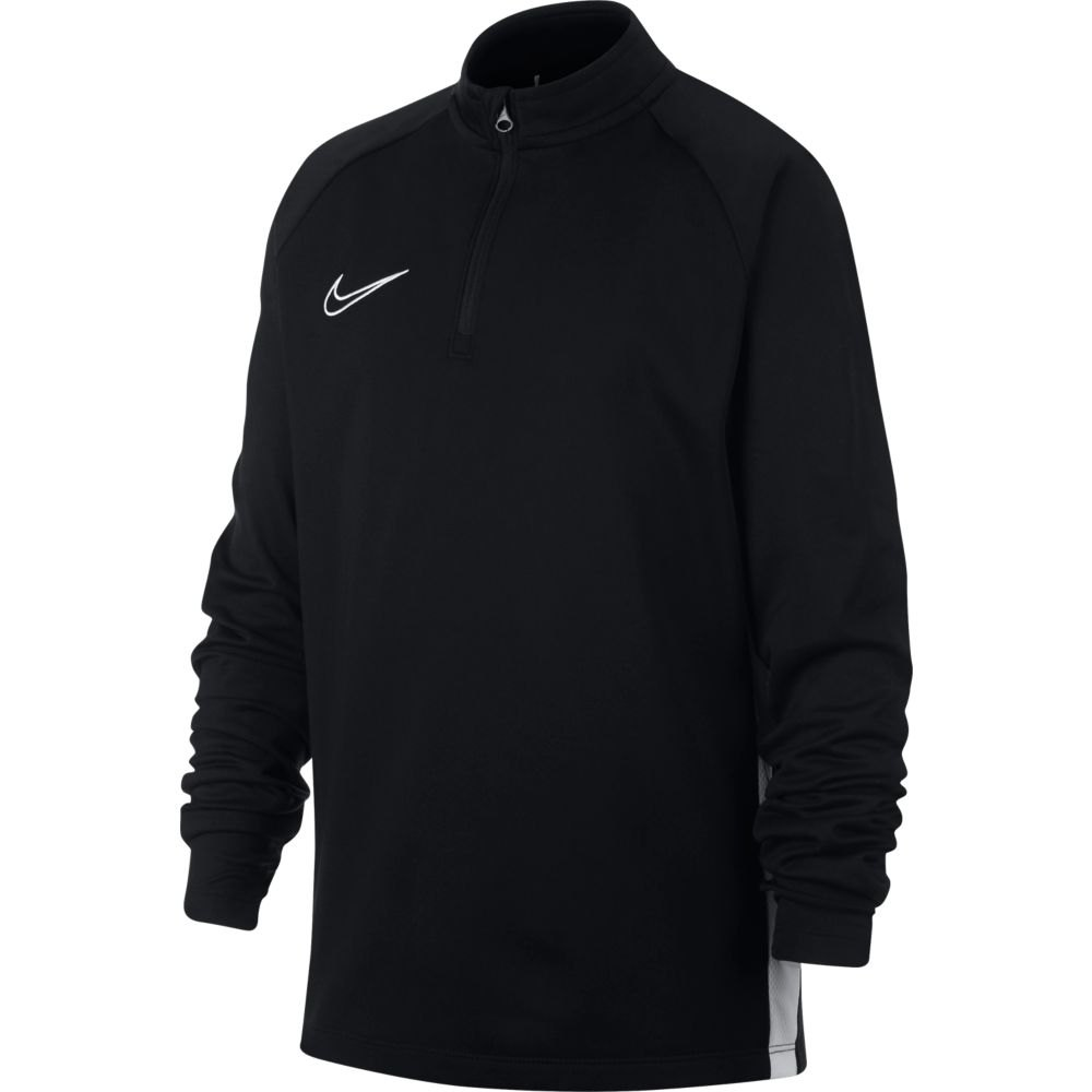 Nike Dri-fit Academy Drill L Black / White / White
