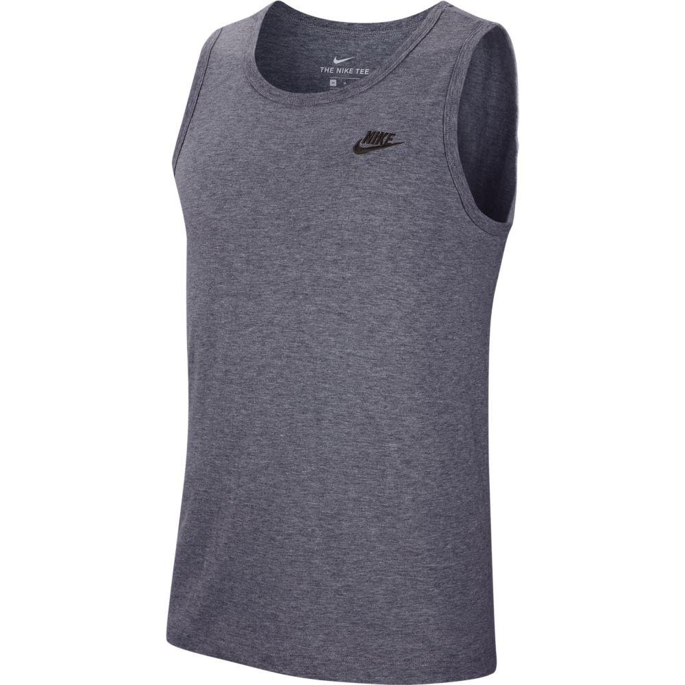 Nike Sportswear Club S Dark Grey Heather / Black