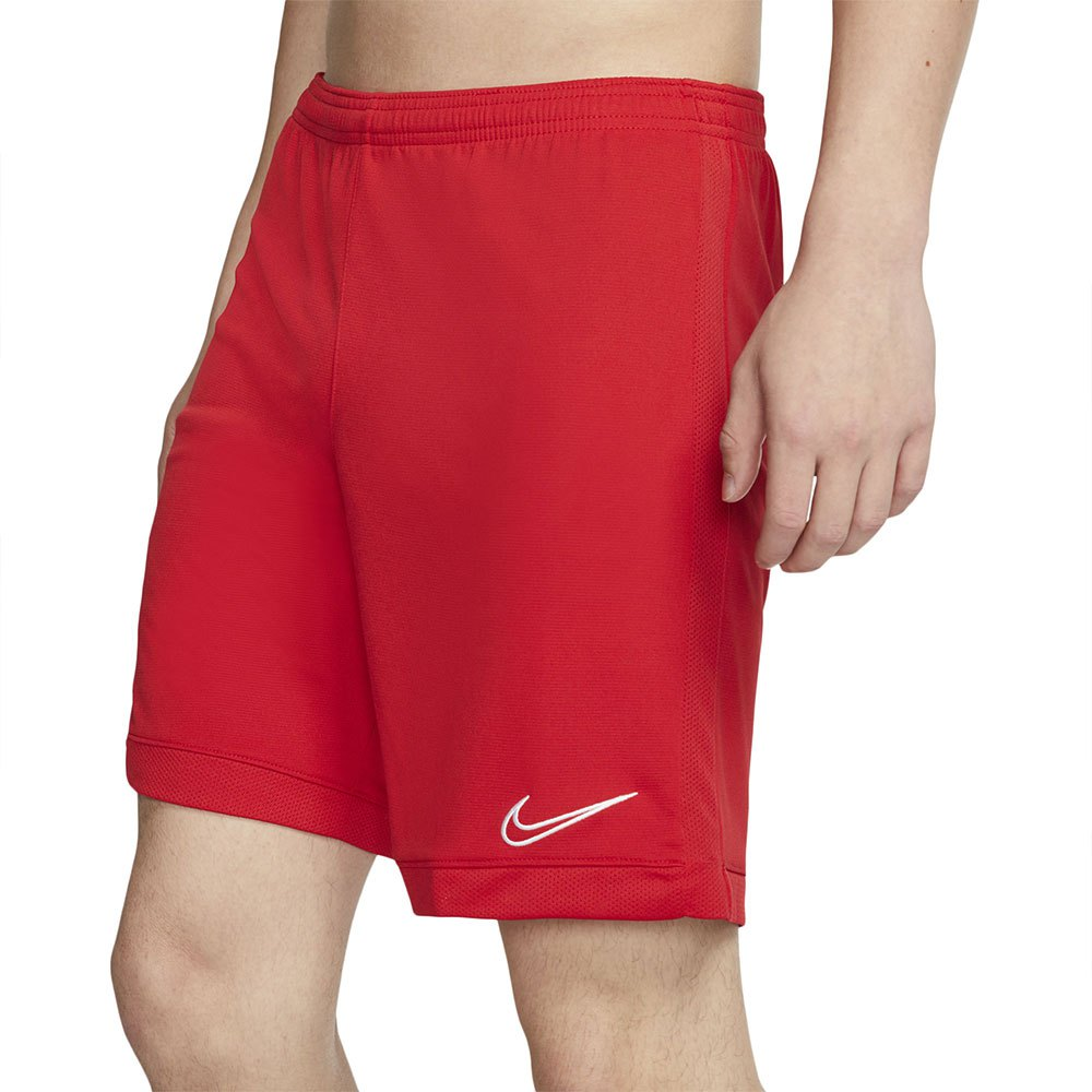 Nike Short Dri Fit Academy S University Red / University Red / White