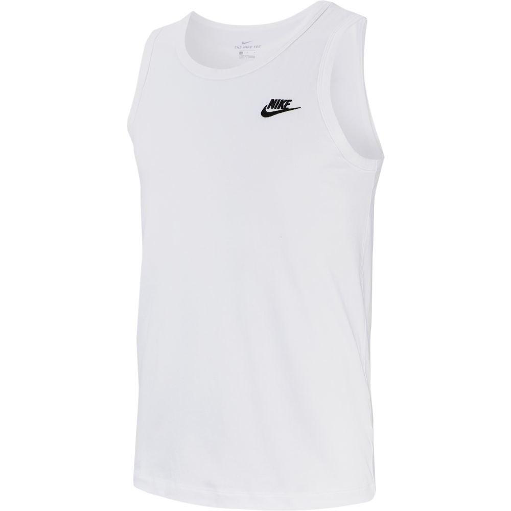 Nike Sportswear Club S White / Black