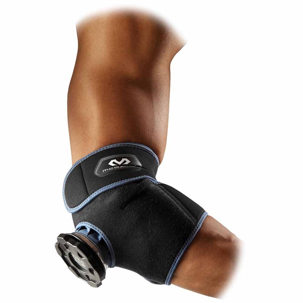 Mc David True Ice Therapy Elbow/wrist Wrap One Size Black