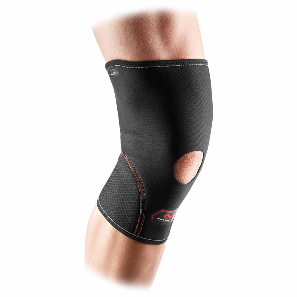 Mc David Knee Support With Open Patella XL Black
