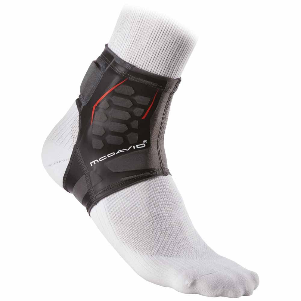 Mc David Elite Runners Manchon D´achille Thérapeutique XL Black