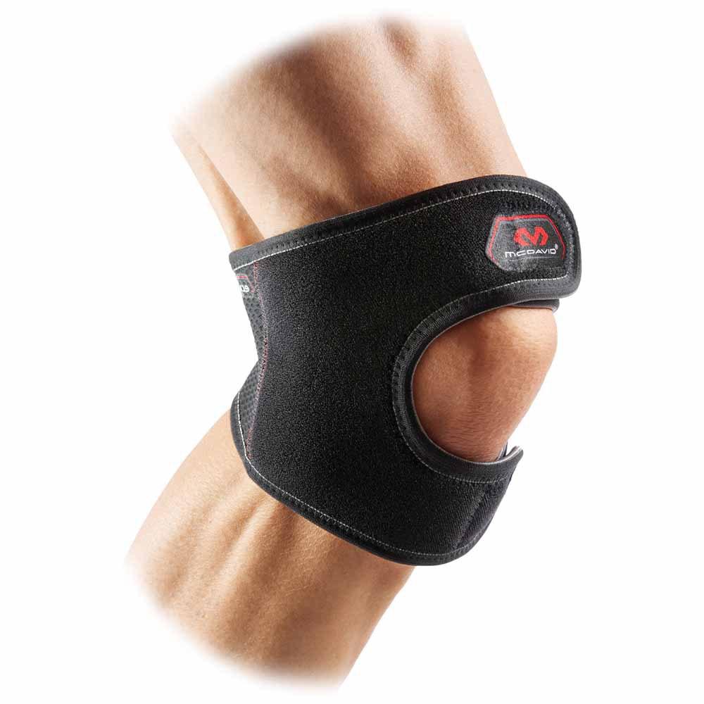 Mc David Knee Support/adjustable L-XL Black