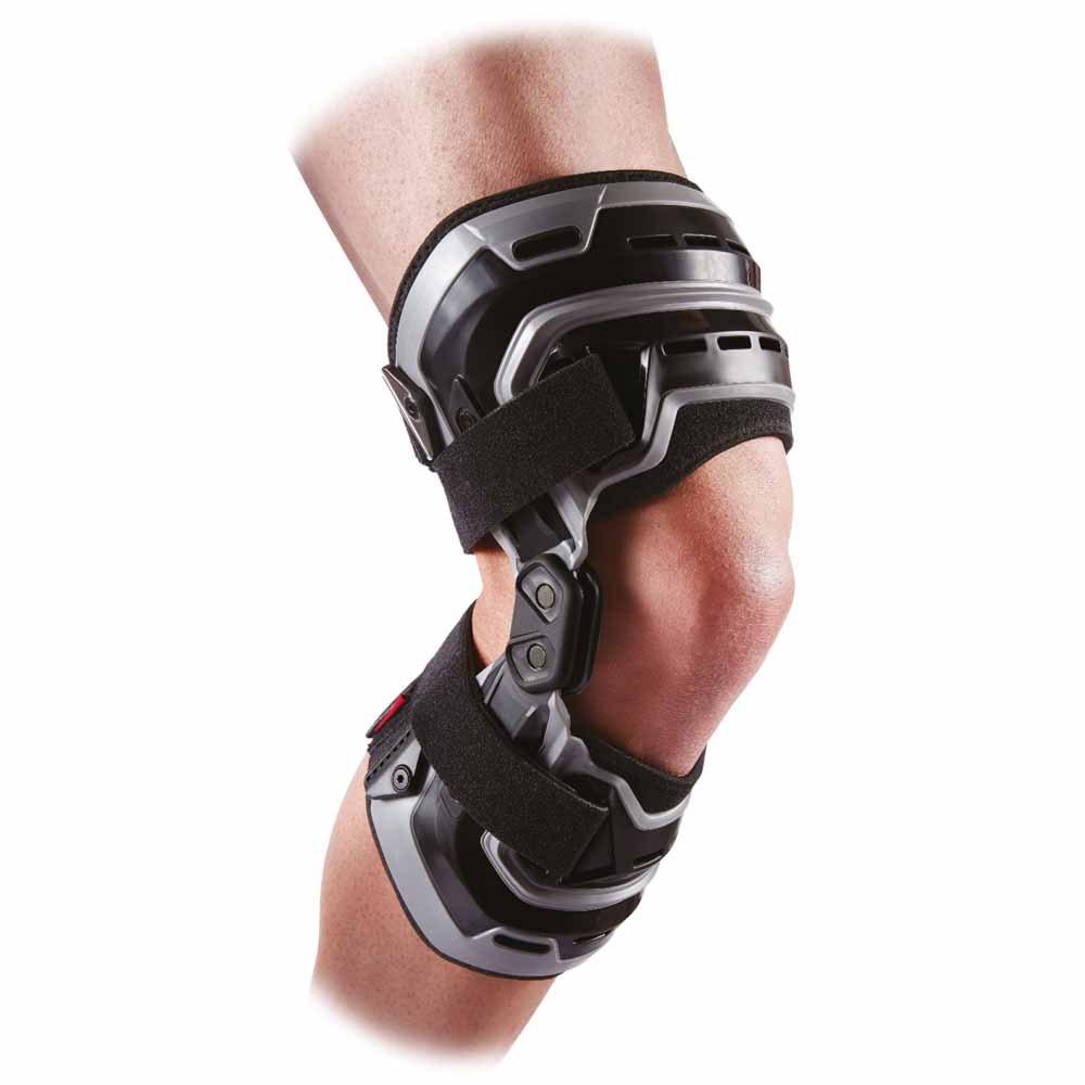 Mc David Elite Bio-logix Knee Brace Right L Black