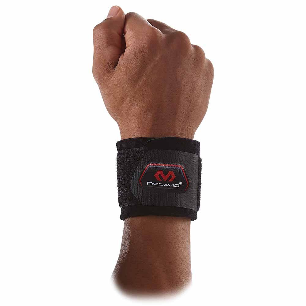 Mc David Wrist Strap/adjustable One Size Black