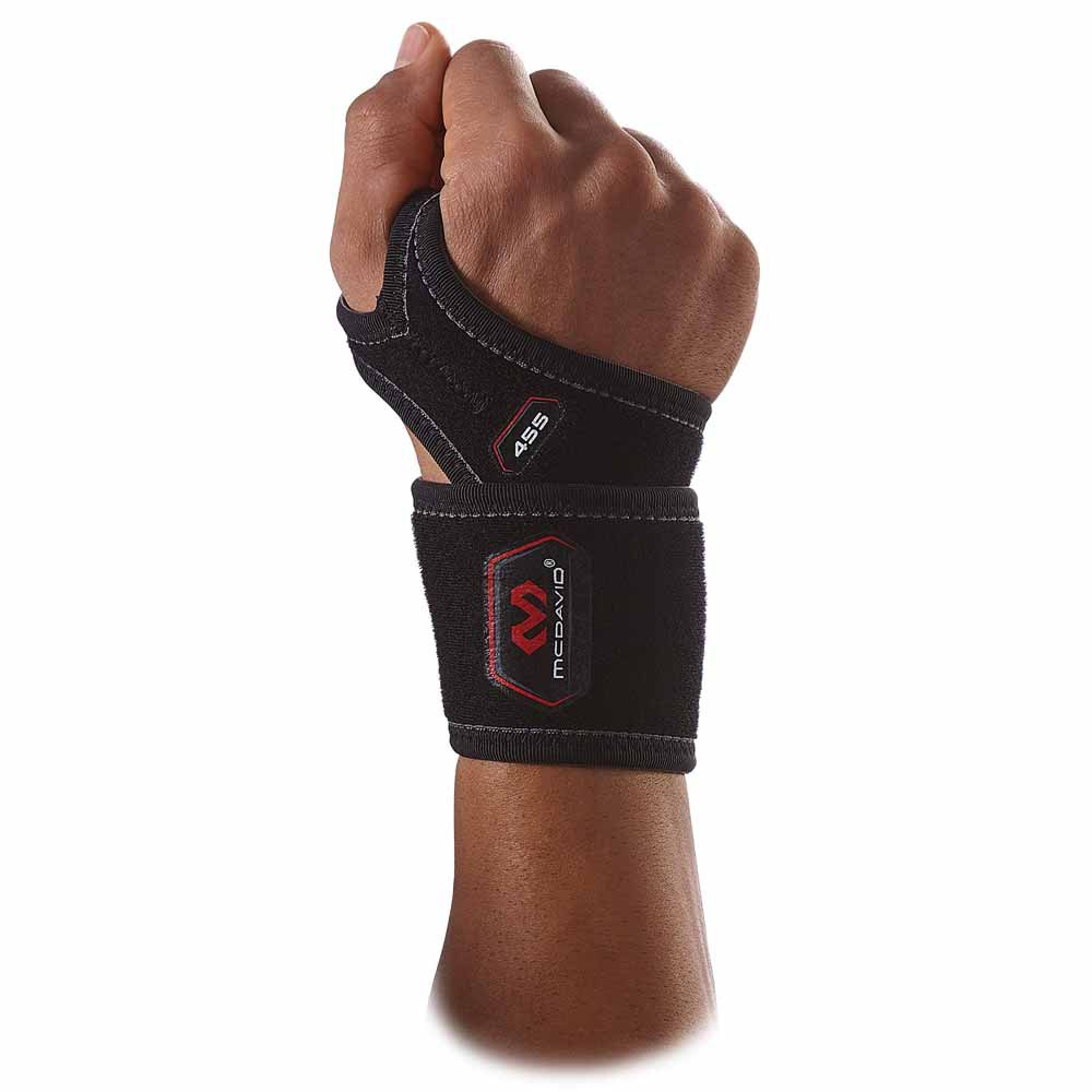 Mc David Wrist Support L Black