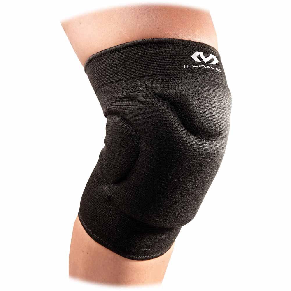 Mc David Flex-force Knee Pads/pair L Black