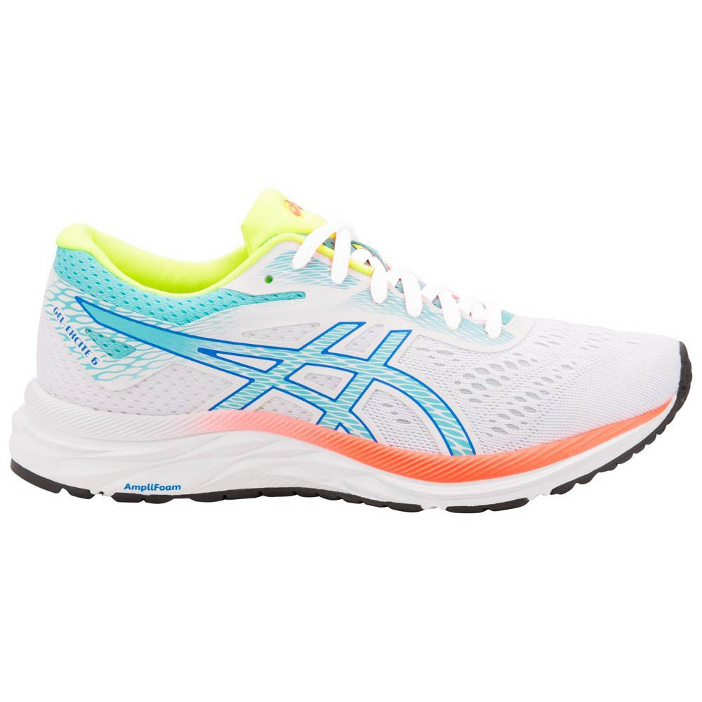 Asics Gel Excite 6 Sp EU 38 White / Ice Mint