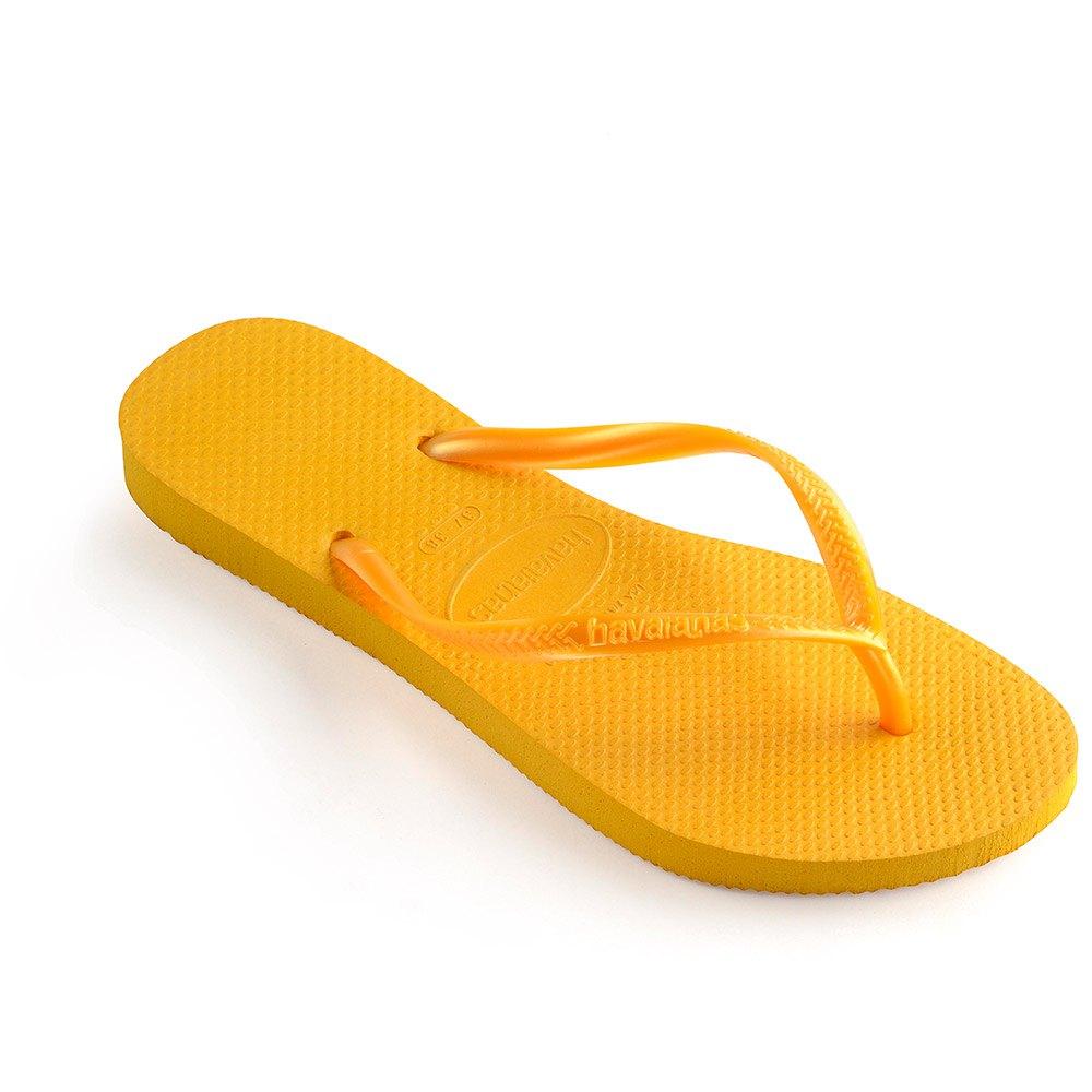 Havaianas Slim EU 41-42 Banana Yellow
