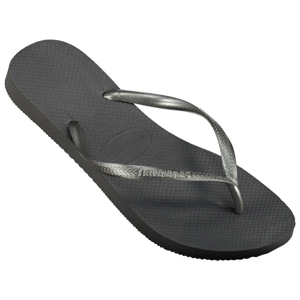 Havaianas Slim EU 31-32 Steel Grey
