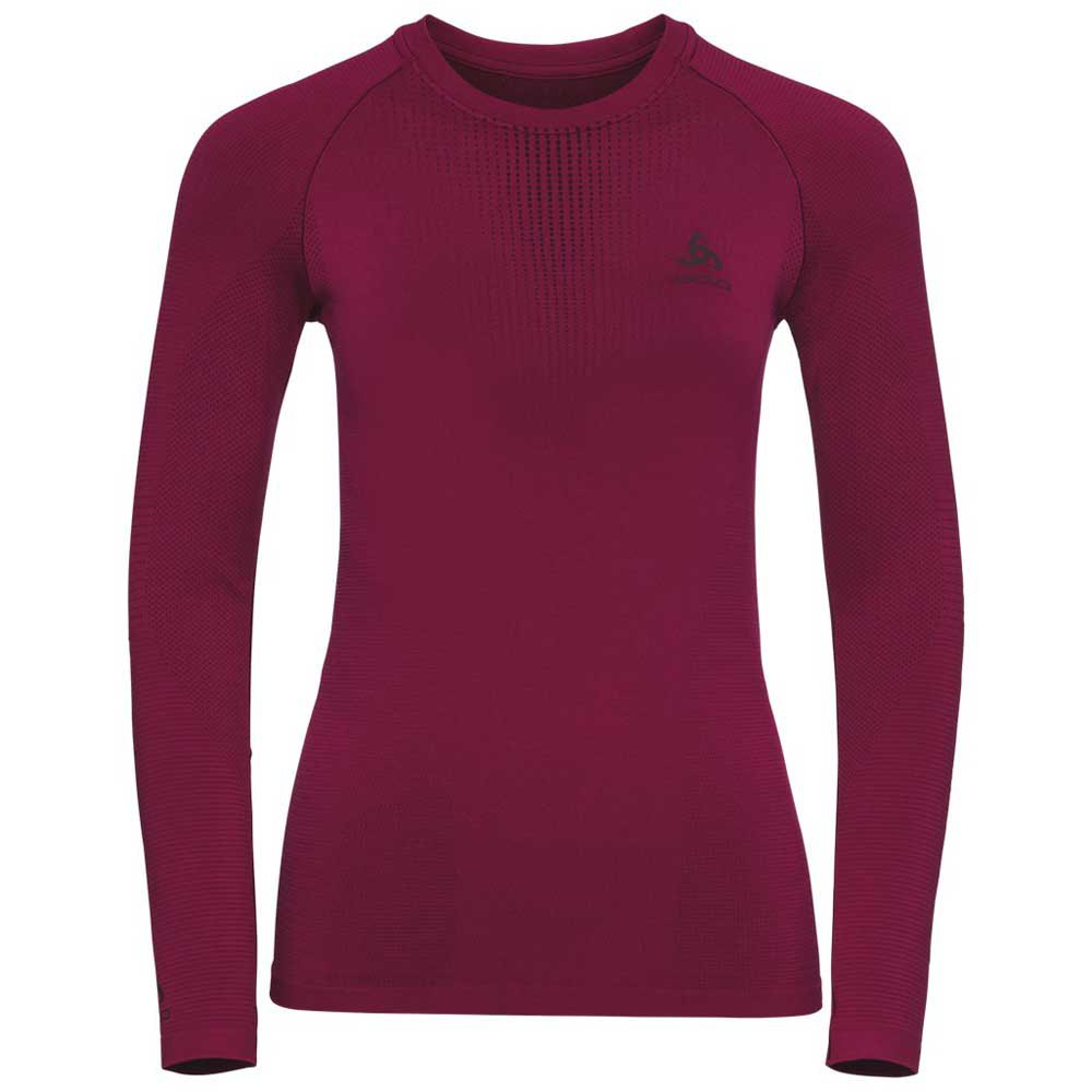 Odlo Performance Warm XL Cerise / Decadent Chocolate