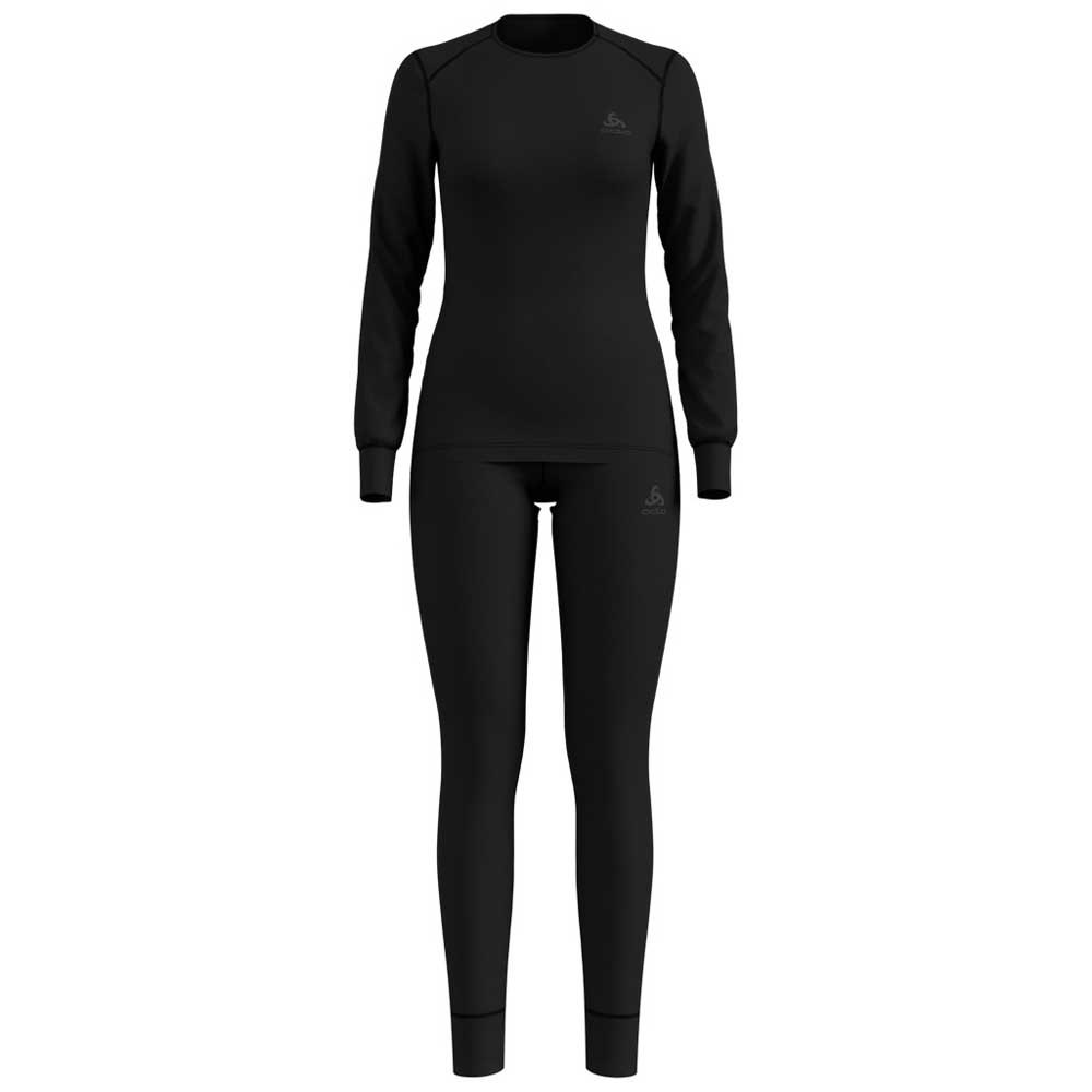 Odlo Active Warm Set XL Black