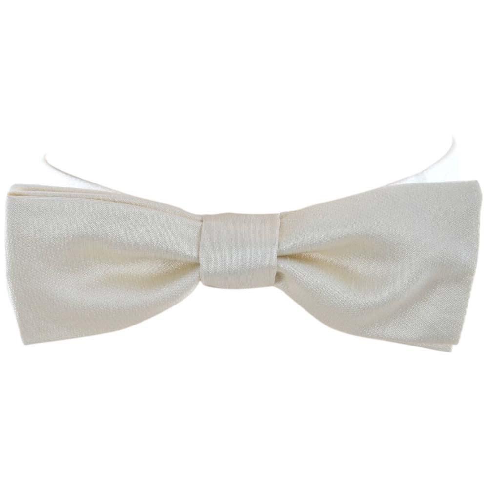 Dolce & Gabbana Bow Tie One Size White