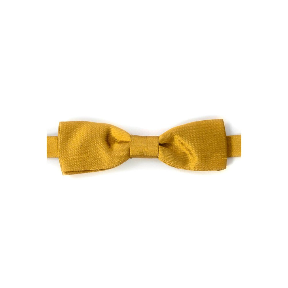 Dolce & Gabbana Bow Tie One Size Dark Yellow