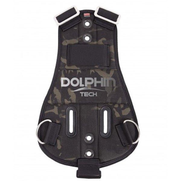 Ist Dolphin Tech Basic Soft Back Plate Black Einzelteile Basic Soft Back Plate