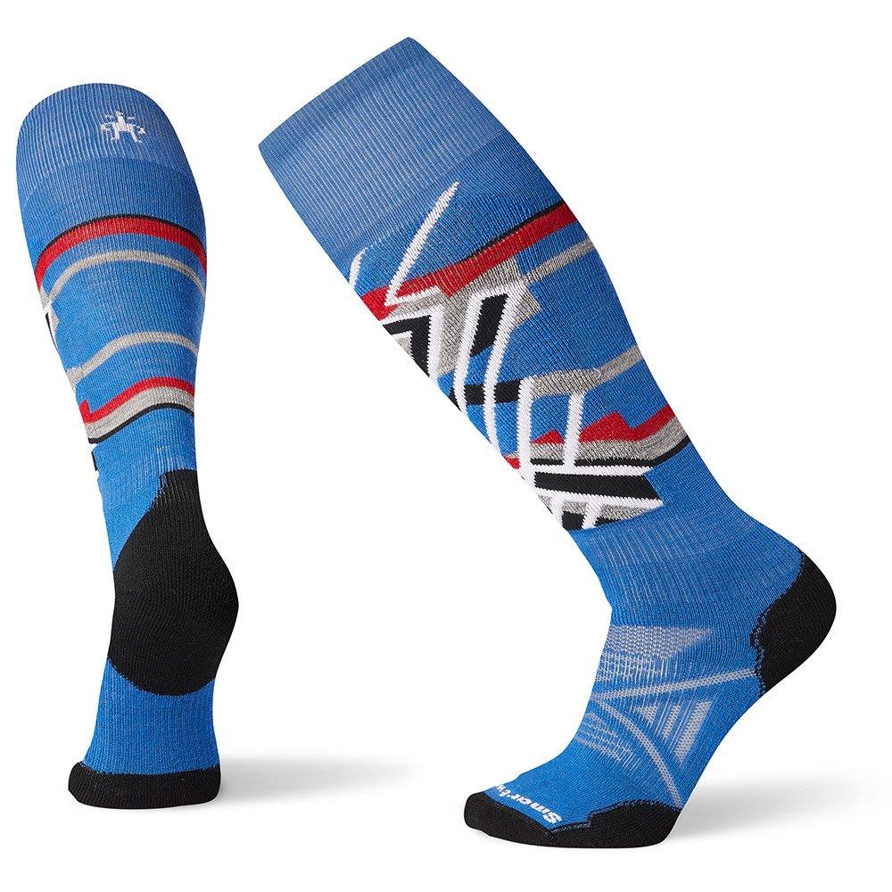 smartwool-phd-ski-medium-pattern-eu-38-41-bright-blue