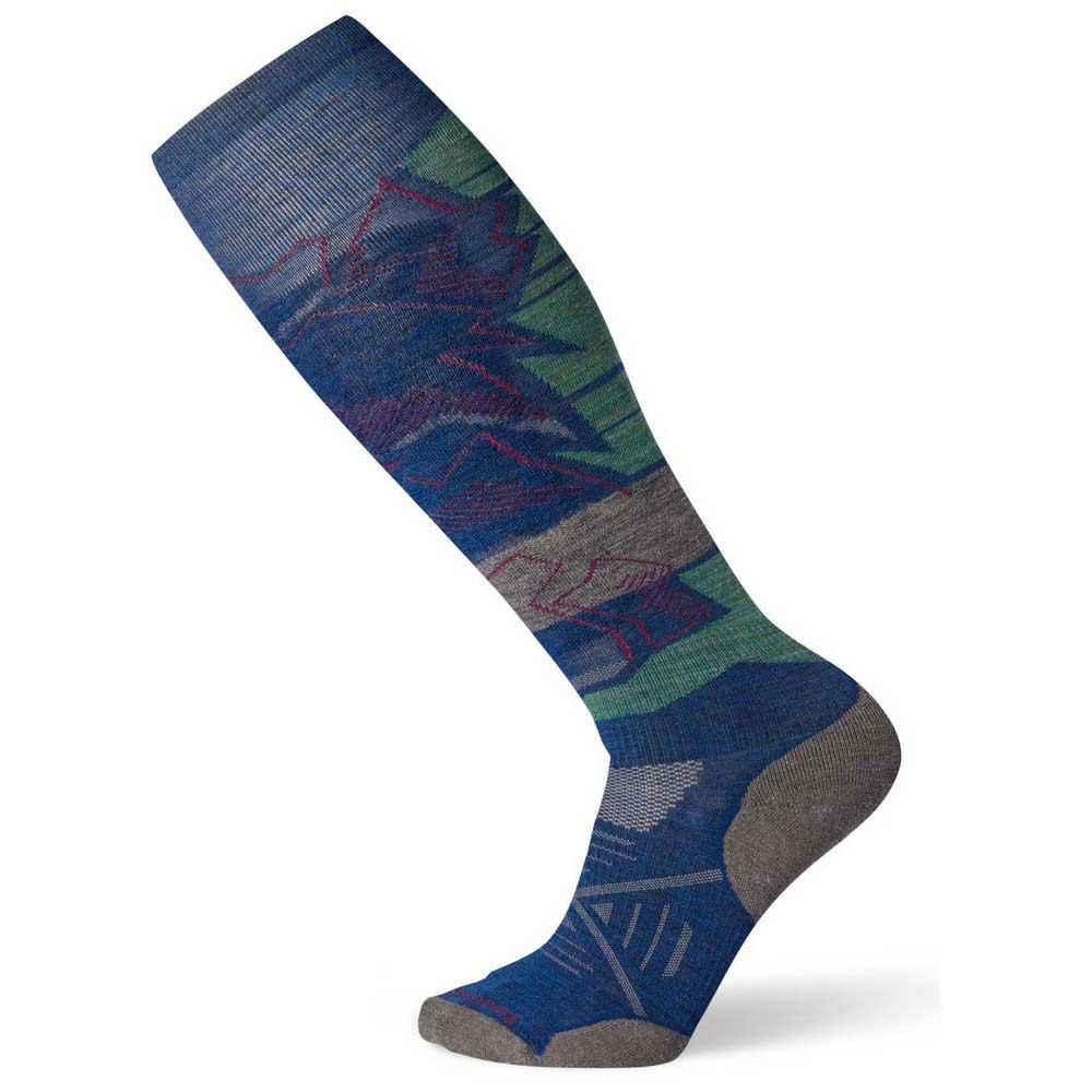 smartwool-phd-ski-light-elite-pattern-eu-46-49-alpine-blue