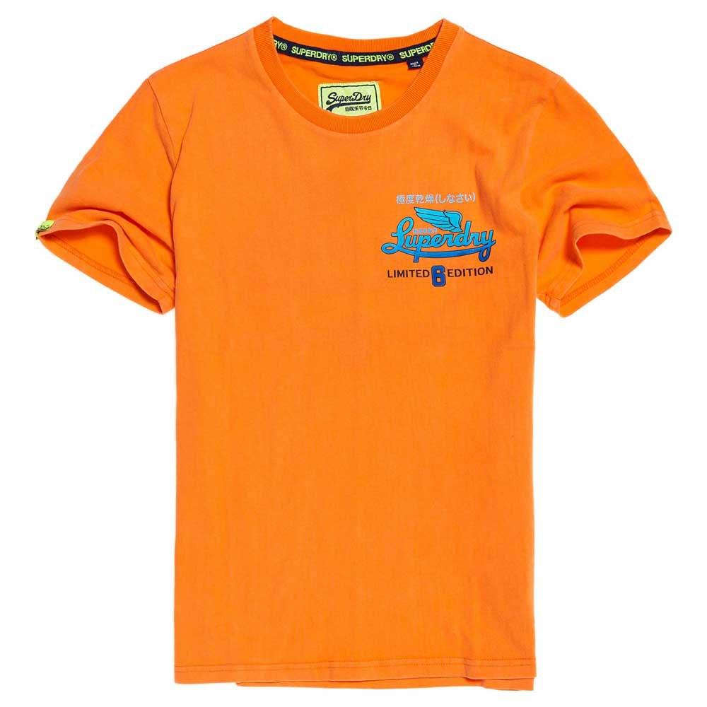 Superdry Limited Icarus Hyper Classics S Radiant Orange