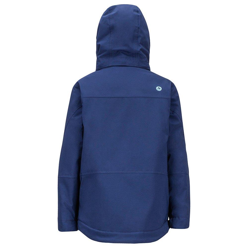 Marmot-Ripsaw-Blau-T96752-Jacken-Mann-Blau-Jacken-Marmot-skifahren Indexbild 2