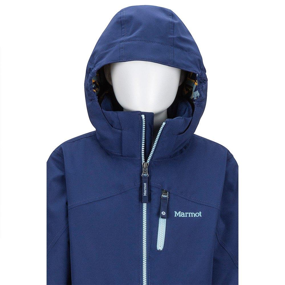 Marmot-Ripsaw-Blau-T96752-Jacken-Mann-Blau-Jacken-Marmot-skifahren Indexbild 5