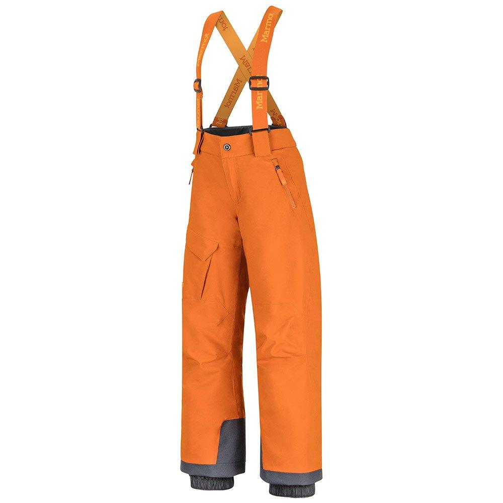 Marmot-Edge-Insulated-Orange-T96754-Hosen-Mann-Orange-Hosen-Marmot Indexbild 9