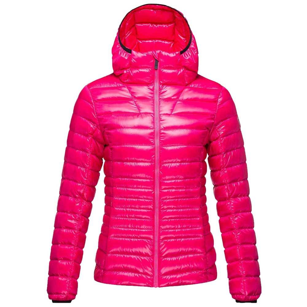 Rossignol Light Down Jacket S Pink Fushia